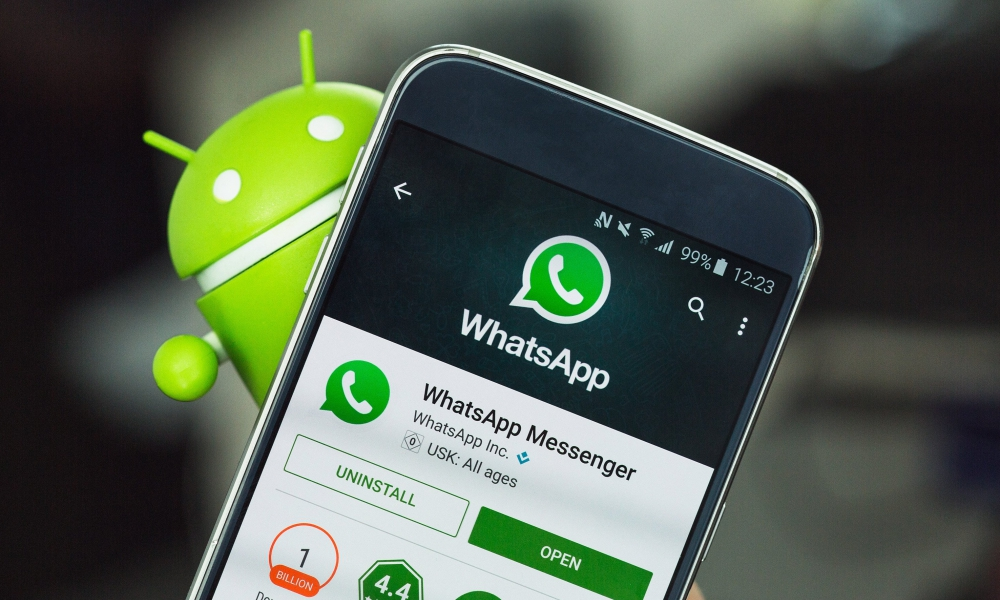 Cara Membuat dan Menggunakan WhatsApp tanpa Nomor Telepon