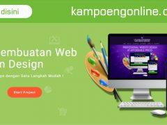 Jasa Pembuatan Website Purwokerto